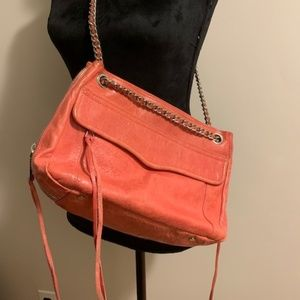 Rebecca Minkoff Pink Leather Crossbody